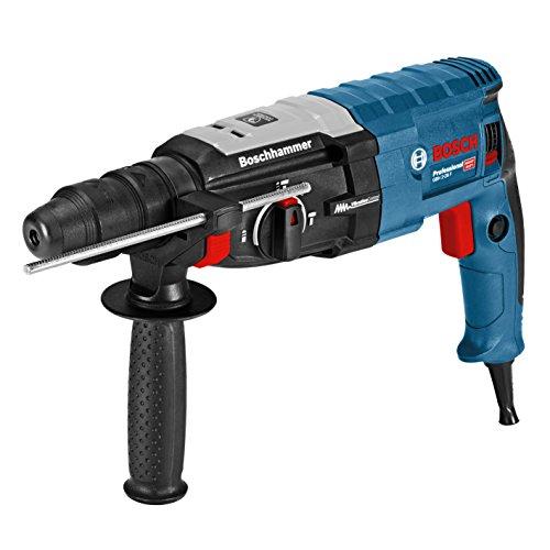 Bosch Professional Bohrhammer GBH 2-28 F (SDS-plus-Wechselfutter, 13 mm Schnellspannbohrfutter, Handwerker-Koffer)